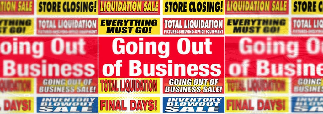 Image for Retail Stores Closing in the US