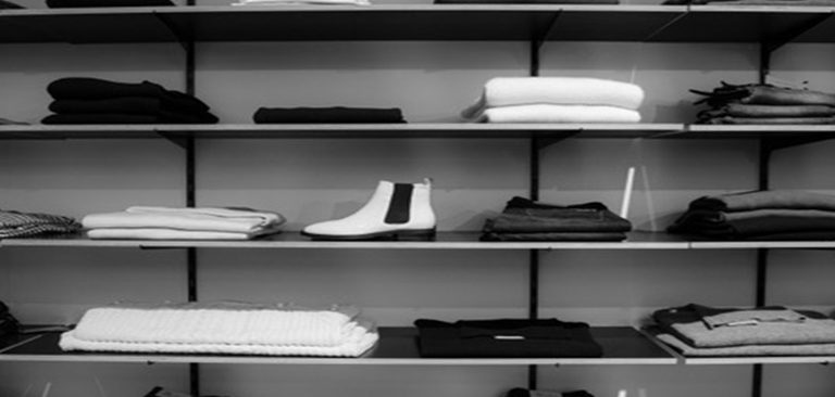 Clothing Retail Store Closing Sale