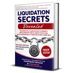 Liquidation Secrets Revealed Book