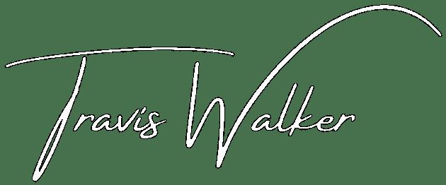 Travis Walker Signature
