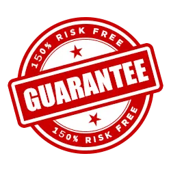 Icon of Store Closing with Profit Guarantee